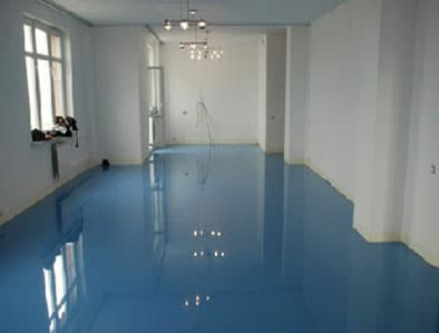 application résine epoxy